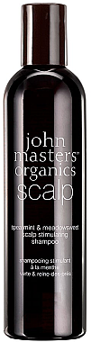 Shampoo zum Haarwuchs - John Masters Organics Spearmint & Meadowsweet Scalp Stimulating Shampoo — Bild N1