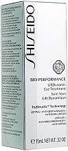 Intensive Augencreme mit Lifting-Effekt - Shiseido Bio-Performance LiftDynamic Eye Treatment — Bild N2
