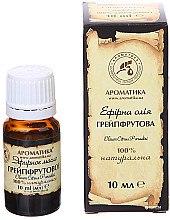 "Düfte, Parfümerie und Kosmetik Ätherisches Öl ""Grapefruit"" - Aromatika"