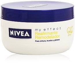 Düfte, Parfümerie und Kosmetik Straffende Körpercreme mit Coenzym Q10 - Nivea Q10 Plus Body Firming Cream