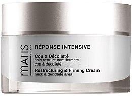 Düfte, Parfümerie und Kosmetik Straffende Pflege für Hals, Dekolleté und die Gesichtskonturen - Matis Reponse Intensive Restructuring & Firming Cream