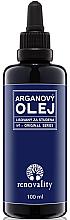 Düfte, Parfümerie und Kosmetik Arganöl - Renovality Original Series Argan Oil