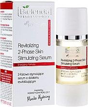 Düfte, Parfümerie und Kosmetik Zweiphasiges Stimulationsserum für revitalisierende Massnahmen - Bielenda Professional Individual Beauty Therapy 2-Phase Serum