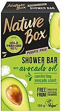 Düfte, Parfümerie und Kosmetik Feste Naturseife mit Avocadoöl - Nature Box Avocado Oil Shower Bar