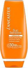 Düfte, Parfümerie und Kosmetik Körper Sonnenschutzmilch - Lancaster Sun Sensitive Delicate Soothing Milk SPF30