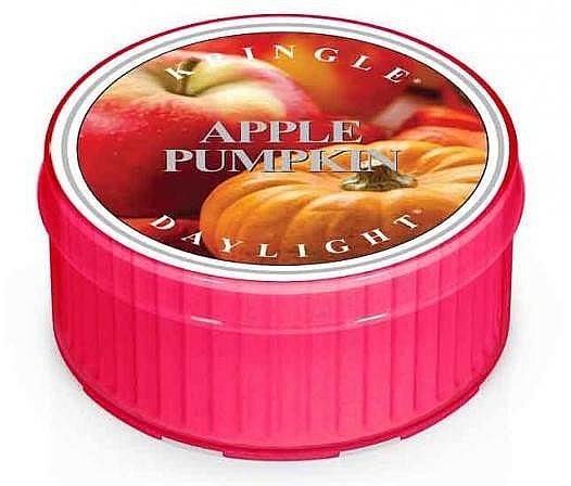 Duftkerze Daylight Apple Pumpkin - Kringle Candle Daylight Apple Pumpkin — Bild N1