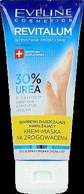 Fußmaske gegen Hornhaut - Eveline Cosmetics Revitalum 35% Urea — Bild N1