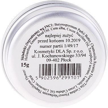 Kräuter-Lippenbalsam mit Sheabutter - DLA — Bild N2