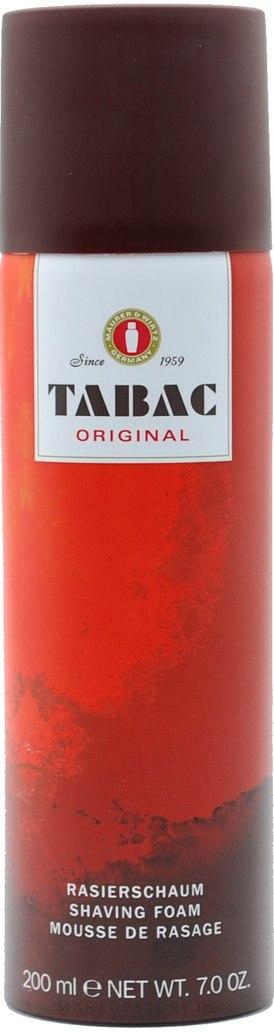 Rasierschaum - Maurer & Wirtz Tabac Original — Bild 200 ml