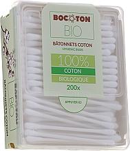 Düfte, Parfümerie und Kosmetik Wattestäbchen 200 St. - Bocoton Bio