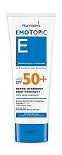 Düfte, Parfümerie und Kosmetik Sonnenschützende Mineral-Creme zur Minimierung von Hautirritationen für Körper und Gesicht SPF 50+ - Pharmaceris Emotopic Mineral Protection Cream SPF 50+