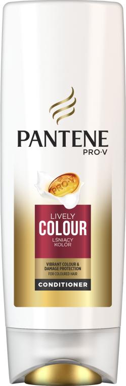 Haarspülung für gefärbtes Haar - Pantene Pro-V Lively Color Conditioner — Bild N1
