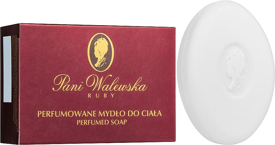 Parfümierte Körperseife Ruby - Pani Walewska Ruby Soap — Bild N1