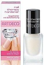 Düfte, Parfümerie und Kosmetik Hochwirksamer Nagelhärter mit Langzeiteffekt - Artdeco Nail Therapy Hardener