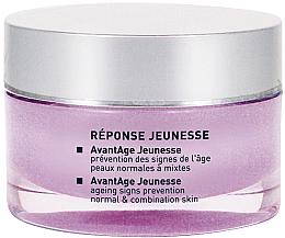 Düfte, Parfümerie und Kosmetik Gesichtscreme gegen die ersten Anzeichen des Alterns - Matis Reponse Jeunesse Avant Age Cream