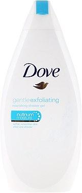 Nährendes Duschgel - Dove Gentle Exfoliating Shower Gel — Bild N1