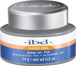LED/UV Aufbaugel Pink - IBD Builder Pink Gel — Bild N1