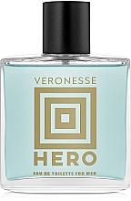 Vittorio Bellucci Veronesse Hero - Eau de Toilette — Bild N1
