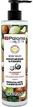 Düfte, Parfümerie und Kosmetik Feuchtigkeitsspendender Körperbalsam mit Macadamia- und Moringaöl - Paloma Body SPA Balsam