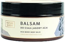 Düfte, Parfümerie und Kosmetik Körperbalsam Acai Beeren - Nature Queen Body Balm
