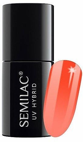 Nagellack - Semilac Thermal UV Hybryd Nail Polish