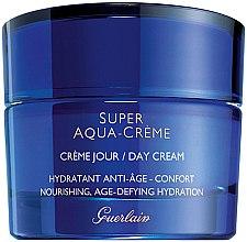 Düfte, Parfümerie und Kosmetik Pflegende Tagescreme - Guerlain Super Aqua-Creme Day Cream