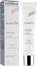 Düfte, Parfümerie und Kosmetik Korrigierende Anti-Aging Gesichtscreme für normale bis trockene Haut - Noreva Laboratoires Alpha KM Corrective Anti-Ageing Treatment Normal To Dry Skins