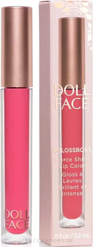 Lipgloss - Doll Face GlossBoss Lip Color — Bild Beautiful