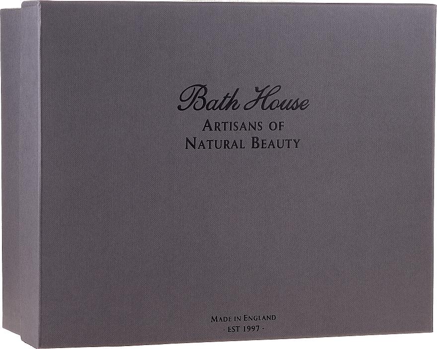 Bath House Cuban Cedar & Lime - Duftset (Eau de Cologne 100ml + Duschgel 260ml + Bartöl 30ml) — Bild N2