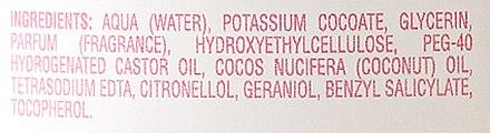 """Flüssigseife """"Rose"""" - Institut Karite So Garden Collection Privee Rose Marseille Liquid Soap — Bild N3"""