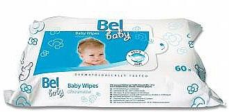 Feuchttücher für empfindliche Babyhaut - Bel Baby Wipes — Bild N1