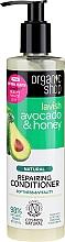 Düfte, Parfümerie und Kosmetik Regenerierende Haarspülung - Organic Shop Avocado & Honey Repairing Conditioner