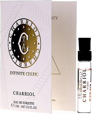 Charriol Infinite Celtic For Women - Eau de Toilette (Probe) — Bild N1