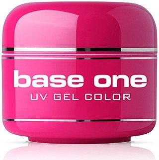 Aufbau Nagelgel - Silcare Base One Color — Bild N1