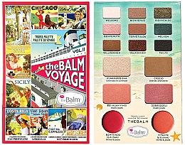 Düfte, Parfümerie und Kosmetik Make-up-Palette - theBalm Balm Jovi Rockstar Face Palette