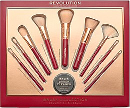 Düfte, Parfümerie und Kosmetik Make-up Pinselset - Makeup Revolution Brush Collection