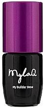 Düfte, Parfümerie und Kosmetik Hybrid-Nagellack Base - MylaQ My Builder Base