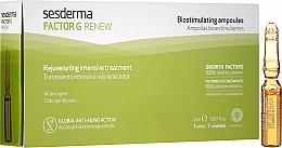 Düfte, Parfümerie und Kosmetik Gesichtsampullen - SesDerma Laboratories Factor G Renew Biostimulating Ampoules