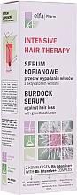 Düfte, Parfümerie und Kosmetik Serum gegen Haarausfall und zum Wachstum mit Klette - Elfa Pharm Burdock Serum
