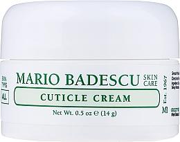 Düfte, Parfümerie und Kosmetik Nagelhautcreme - Mario Badescu Cuticle Cream