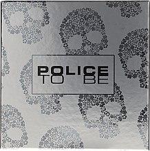 Düfte, Parfümerie und Kosmetik Police To Be Women - Duftset (Eau de Parfum 75ml+Körperlotion 100ml)
