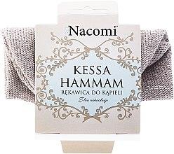 Düfte, Parfümerie und Kosmetik Badehandschuh aus Leinen - Nacomi Kessa Hammam