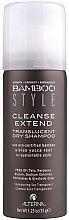 Düfte, Parfümerie und Kosmetik Trockenes Shampoo mit Bambusextrakt und Yuca-Wurzel - Alterna Bamboo Style Cleanse Extend Translucent Dry Shampoo