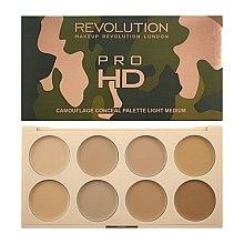 Düfte, Parfümerie und Kosmetik Cremige Konturpalette - Makeup Revolution Ultra Pro HD Camouflage