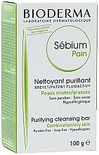 Parfümierte Körperseife - Bioderma Sebium Pain — Bild N1