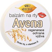 Düfte, Parfümerie und Kosmetik Lippenbalsam mit Vitamin E und Hafer - Bione Cosmetics Avena Lip Balm