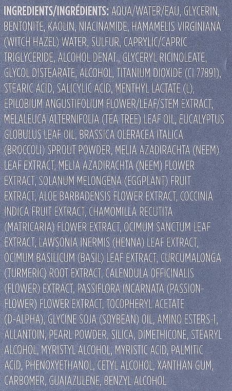 Tiefenreinigende Gesichtsmaske - Cosmedix Clear Deep Cleansing Mask — Bild N3