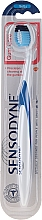 Düfte, Parfümerie und Kosmetik Zahnbürste weich Gum Care weiß-blau - Sensodyne Gum Care Soft