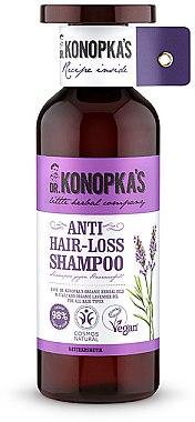 Keratin Shampoo gegen Haarausfall - Dr. Konopka's Anti Hair-Loss Shampoo — Bild N1