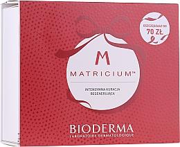 Düfte, Parfümerie und Kosmetik Regenerierendes Haarserum - Bioderma Matricium Single Doses Skin Tissue Regeneration Serum